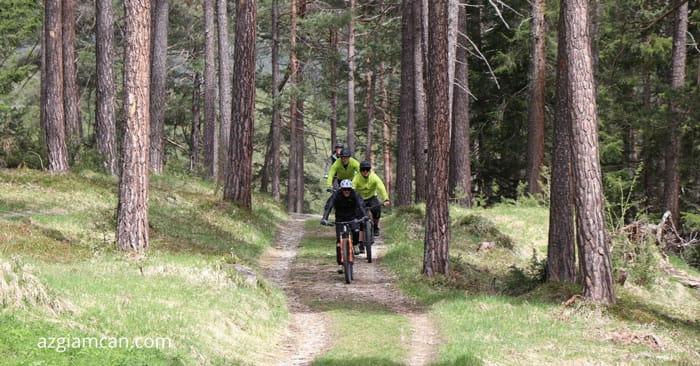 đạp xe đạp địa hình tiêu hao bao nhiêu calo