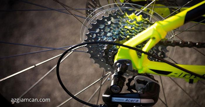 làm thế nào để đi xe đạp không mỏi chân: chọn loại xe đạp
