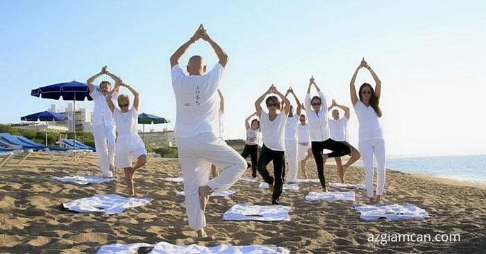 tập yoga buổi nào tốt nhất