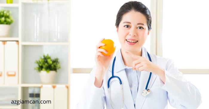 ăn cam như thế nào để giảm cân nhanh nhất