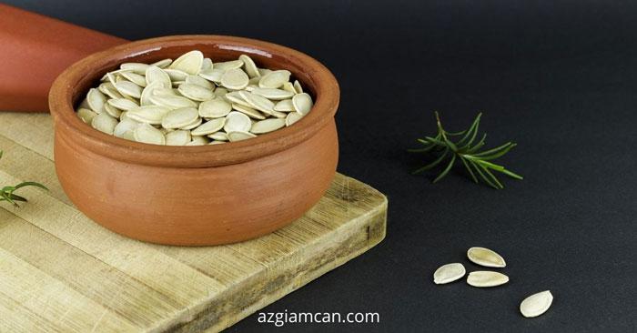 ăn hạt bí đỏ có giảm cân không