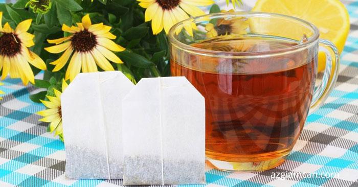 cách pha trà lipton giảm cân