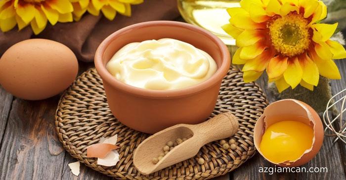 hướng dẫn cách ăn sốt mayonnaise không béo